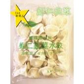 虾仁韭菜水饺