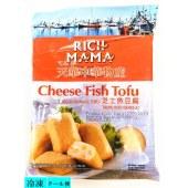 冷冻 富妈妈 芝士鱼豆腐