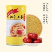 娃哈哈 红枣小米粥